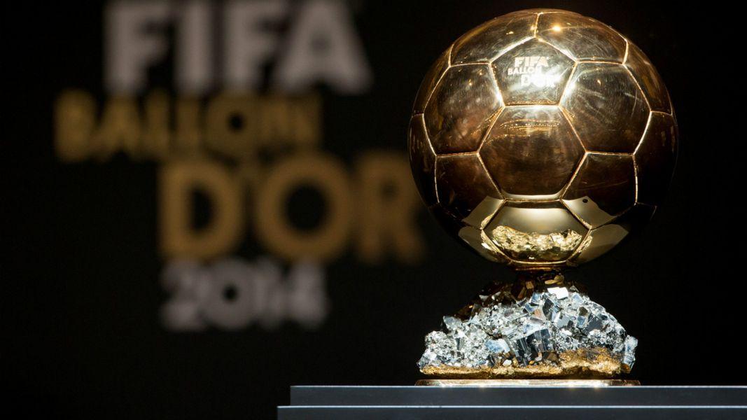 การประกาศรางวัล ฟีฟ่าบัลลงดอร์ (FIFA Ballon d'Or)